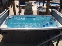 swim spa pool